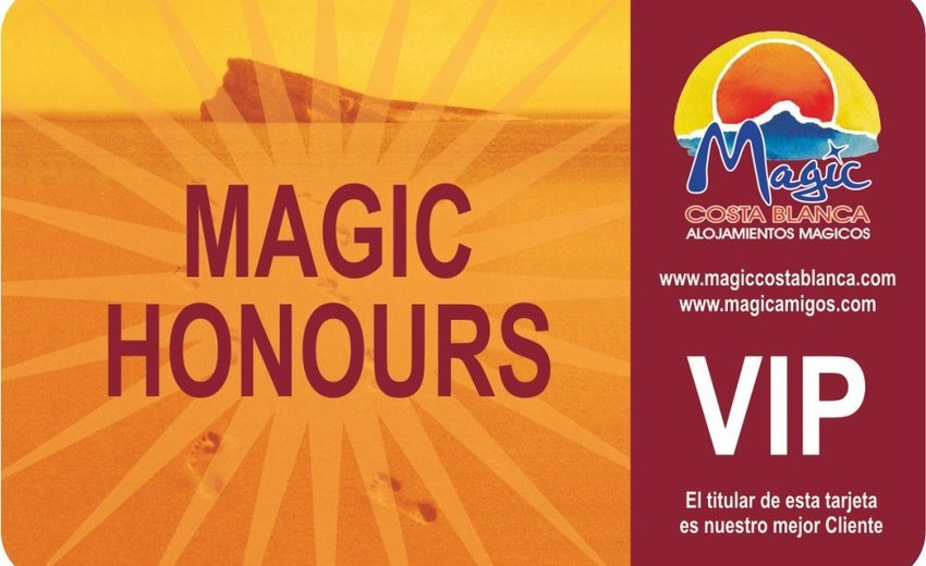 Club VIP 'Magic Honours' Villa del Mar Бенидорме