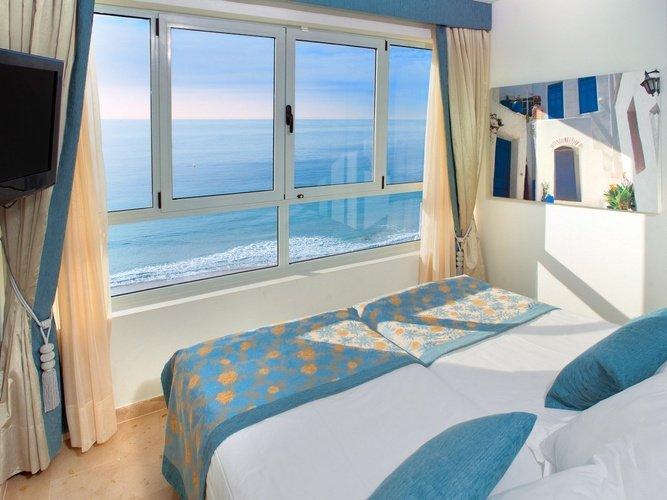 номер villa del mar Отель бенидорме
